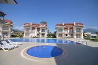 Apartment in Turkey, Calis: beautiful holiday complex
