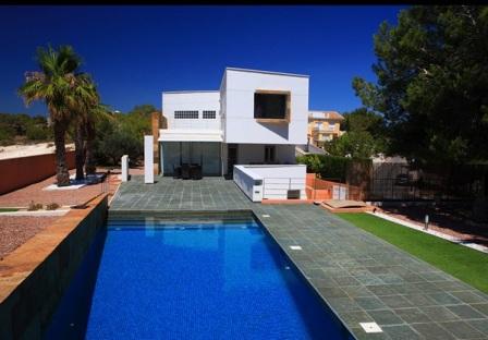 Villa in Spain, San Miguel de Salinas