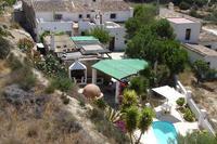 Cottage in Spain, Cariatiz, Sorbas