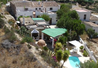 2 bedroom Cottage for rent in Sorbas