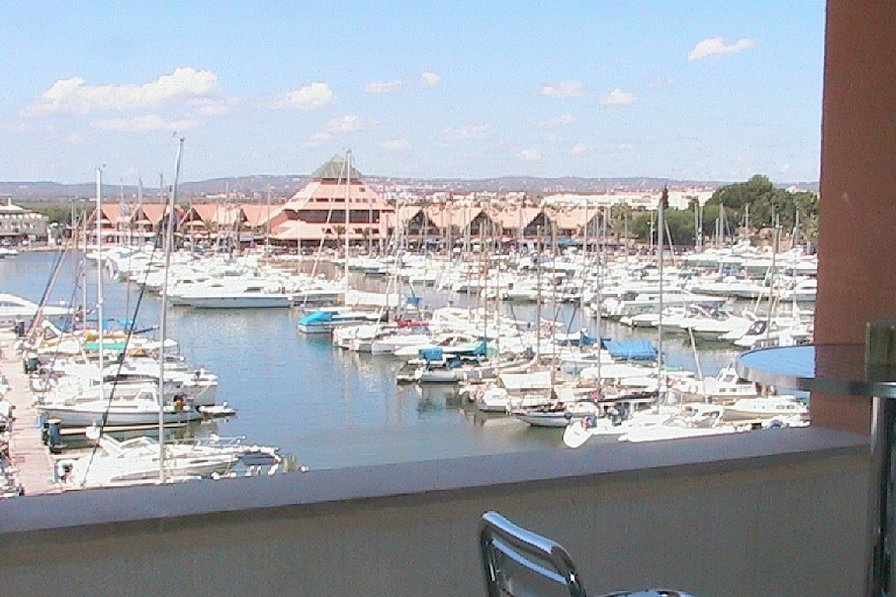 321 Apartment @ Vilamoura marina with 2 terraces & great views