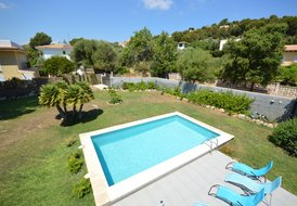 M074 Villa with pool, air conditioning and Wi-Fi on Mallorca