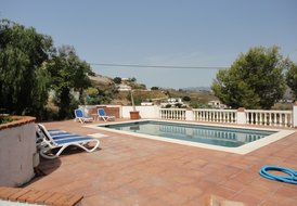 Country House with private pool Costa del Sol