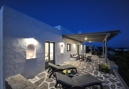 Villa in Paros, Greece