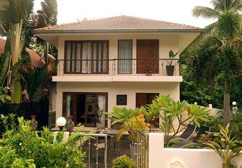 Villa in Thailand, Lamai: front view