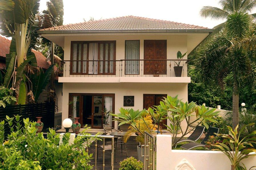 Villa in Thailand, Lamai
