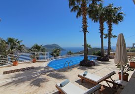 White Dream Apartment, Kalkan