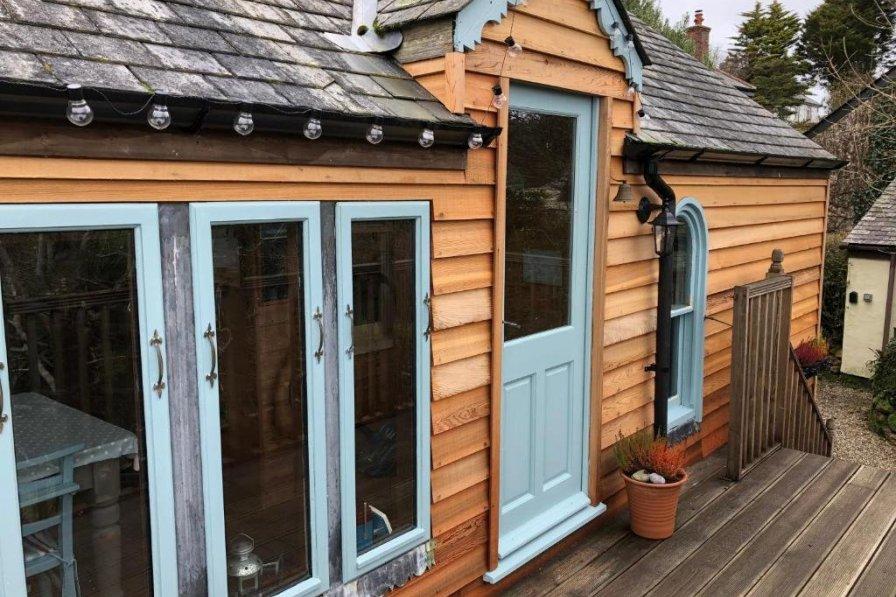 Cabin in United Kingdom, Wendron