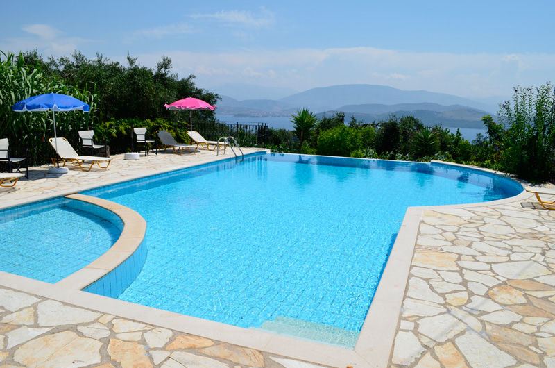 Apartment in Greece, Melissonia