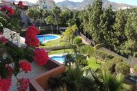 Apartment in Spain, Benalmadena: Beautiful Casa Vela gardens, pools and views