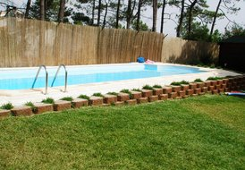 025 Cottage with private Pool near the beach, Lisbon City & Golf