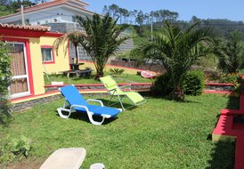 403Aps Brand New Garden Flat on South side of Madeira Island