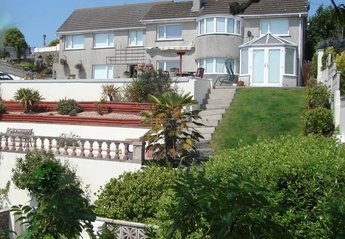 House in United Kingdom, Pembroke Dock: Baradwys from the gardens