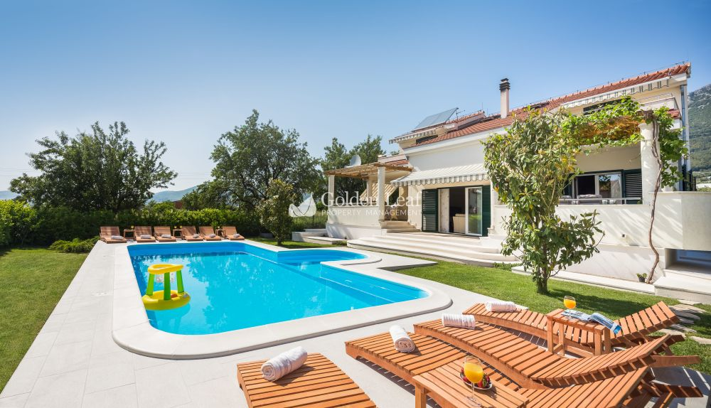 Villa in Croatia, Central Croatia