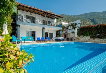 7 bedroom Villa for rent in Kalkan