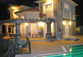 SEVGILILER EVI PRIVATE LUXURY VILLA IN WALLED GARDEN - FREE WI-FI