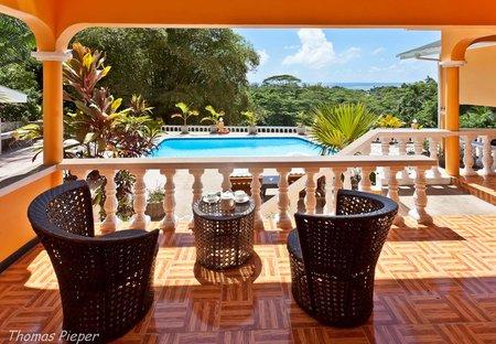 Lodge in Au Cap, Green Estate, Seychelles