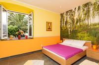 Apartment in Montenegro, Kotor: Bedroom