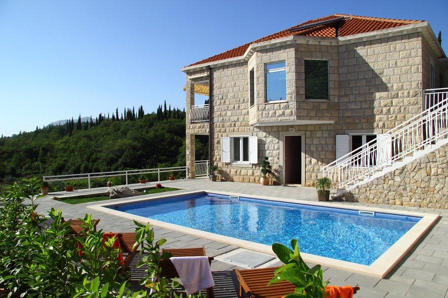 Apartment in Croatia, Čilipi