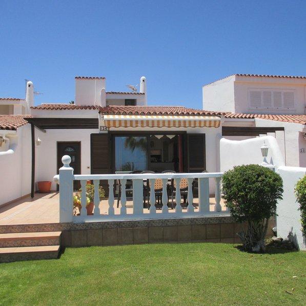 Owners abroad 24 San Miguel Village -2 bed 2 bath villa, Golf Del Sur - Air con