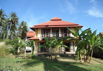 4 bedroom Villa for rent in Plai Laem