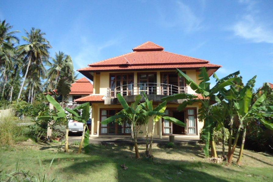 Villa in Thailand, Plai Laem