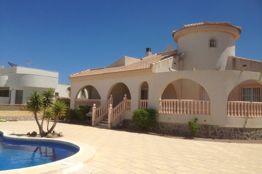Villa in Spain, La Marquesa Golf
