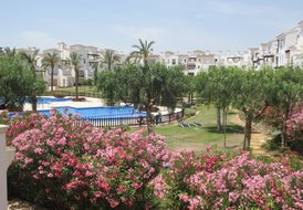Luxury Apartment for rent at La Torre Golf Resort. Murcia. Spain.