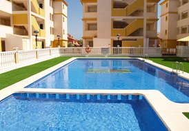 2 Bedroom Penthouse - Mar de Cristal