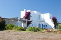 Villa in Greece, Naoussa/Paros: Exterior View
