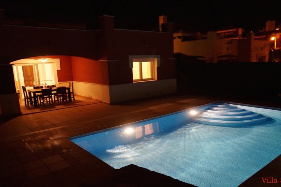 Villa in Spain, Mar Menor Golf Resort