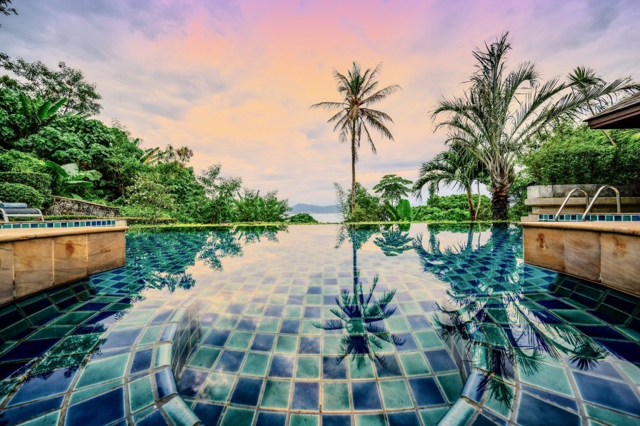 Villa in Thailand, Cape Panwa