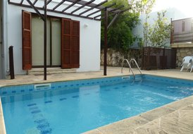 Villa with Private pool, Hidden Garden.