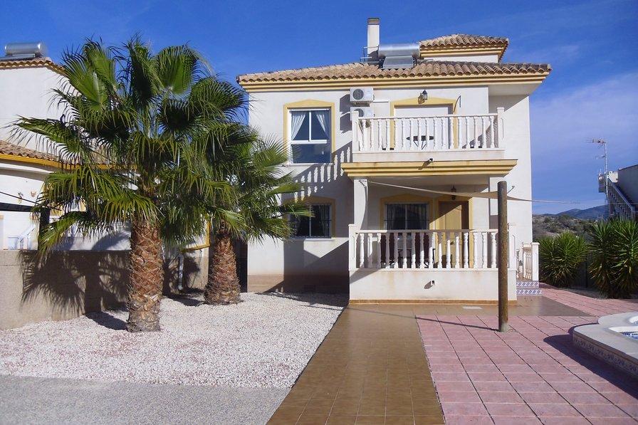 Villa in Spain, Castalla