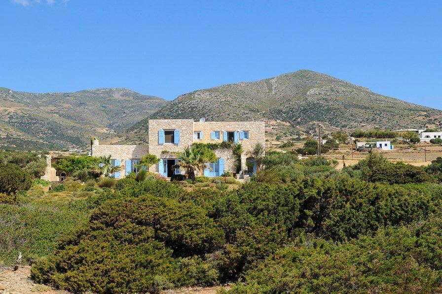 Villa in Greece, Piso Livadi