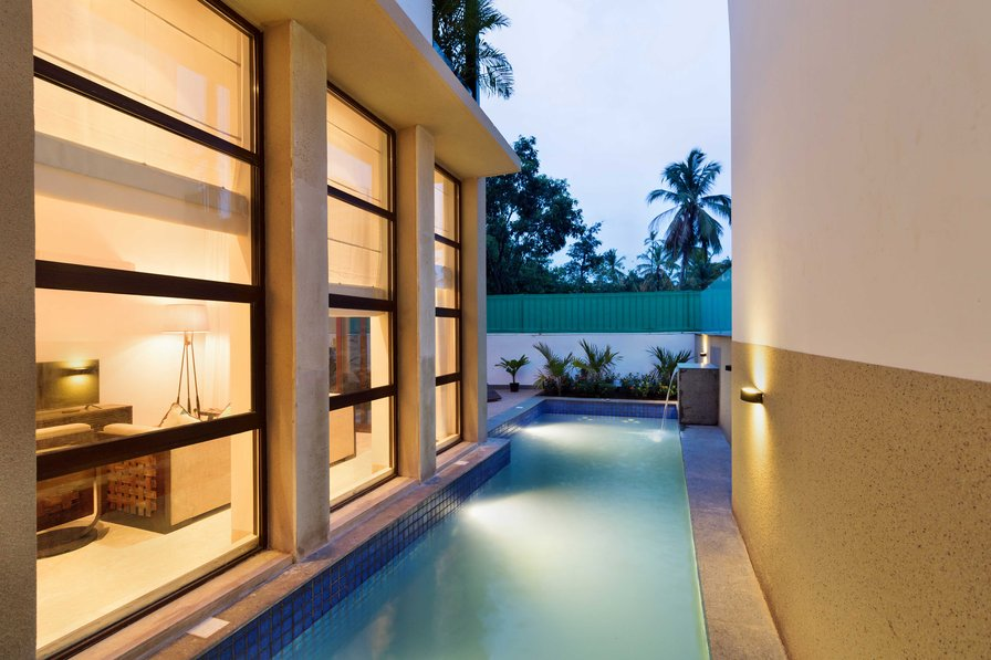 Owners abroad Luxury Villa Goa