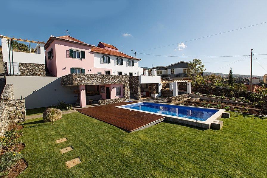 Villa in Portugal, Calheta