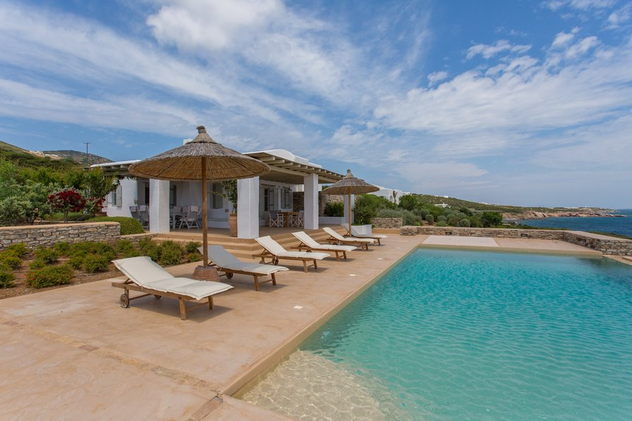 Villa in Greece, Antiparos