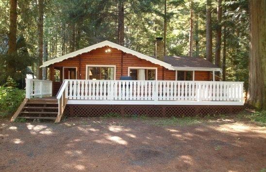 Cabin in USA, Washington