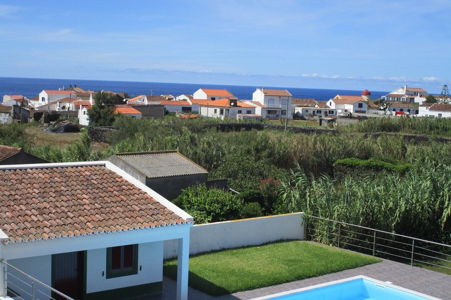 629 Beautiful home with private pool, only 700 m beach + Wi-Fi