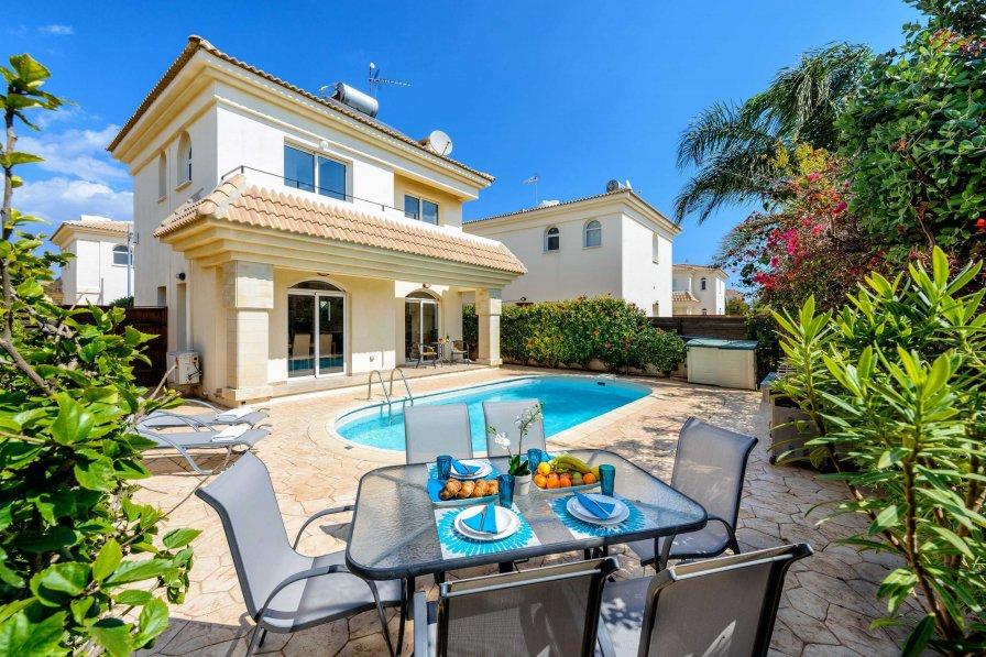 Owners abroad Villa Oscar