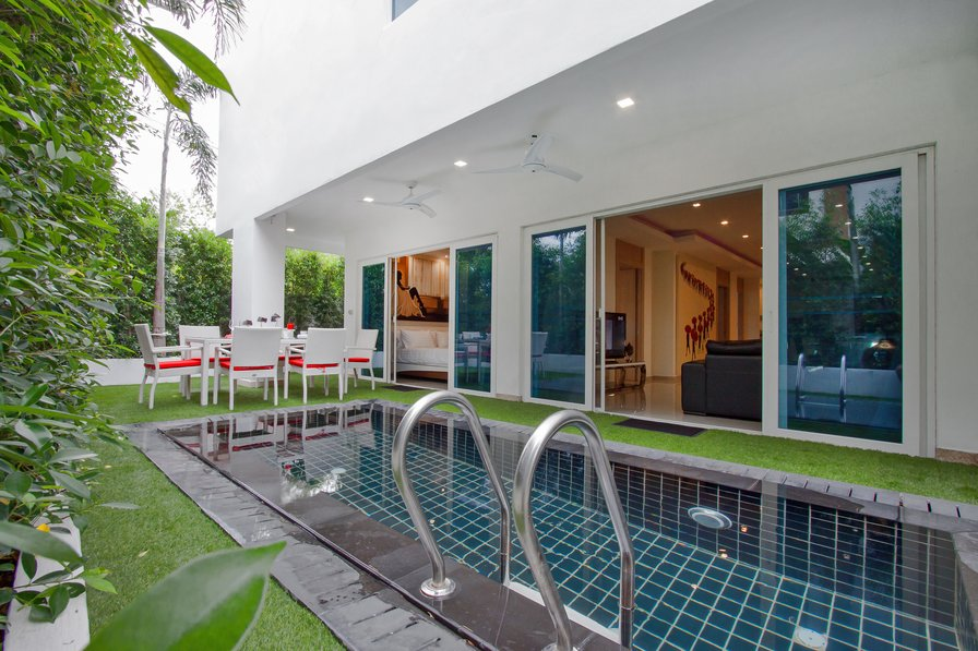 Apartment in Thailand, Jomtien