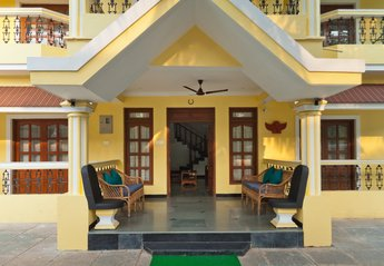 6 bedroom Villa for rent in Calangute