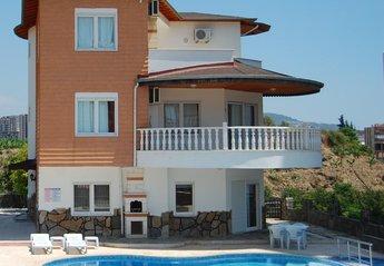 Villa in Turkey, Antalya - Mediterranean Coast: villa with private pool 700 meters to the beach 10..