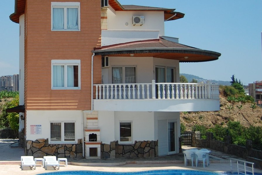 Villa in Turkey, Antalya - Mediterranean Coast