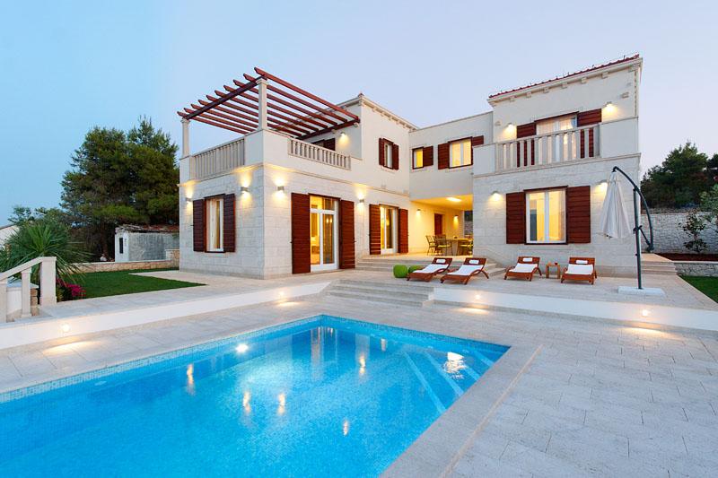 Villa in Croatia, Splitska