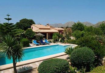 Villa in Spain, Pollenca