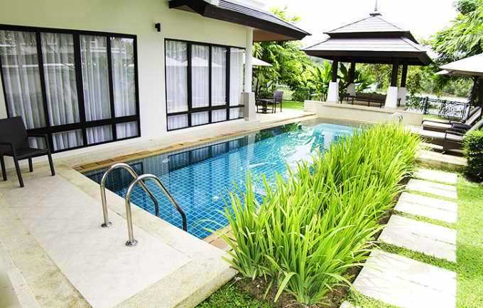 Villa in Thailand, Bang Tao Beach