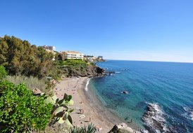 2 bedroom front line beach apartment Benalmadena