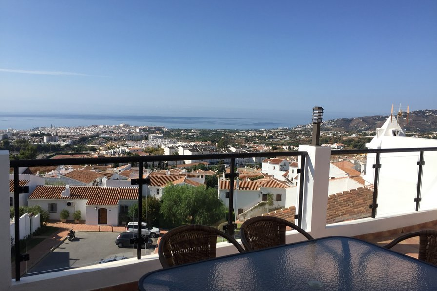 Penthouse apartment in Spain, Costa del Sol - Andalucia